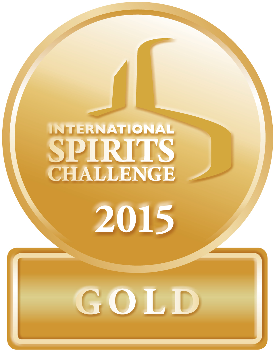 International Spirits Challenge 2015 (Gold)
