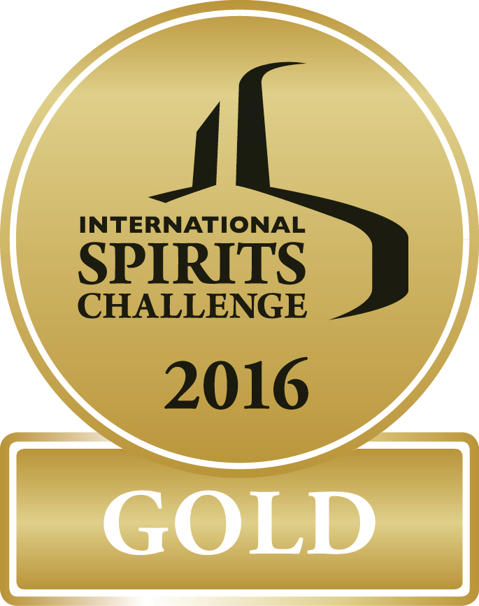 International Spirits Challenge 2016 (Gold)