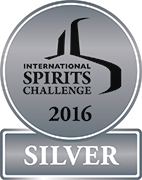 International Spirits Challenge 2016 (Silver)