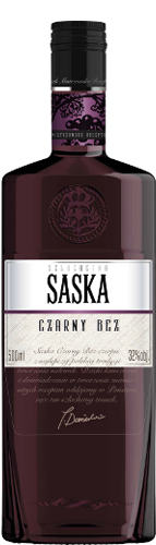 SASKA Czarny Bez (Black Elderberry)