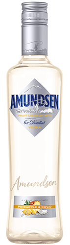 Amundsen Pineapple & Coconut